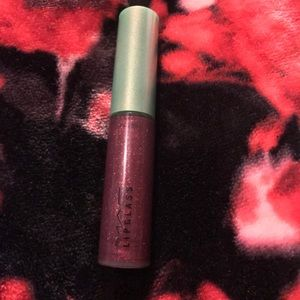 MAC Lipglass Full - Sex Ray